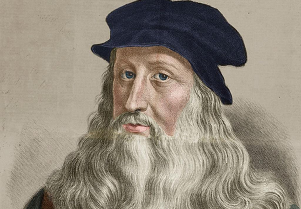 142s - Леонардо да Винчи
