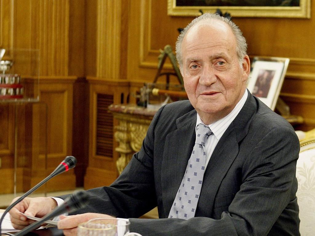 img top - Хуан Карлос I