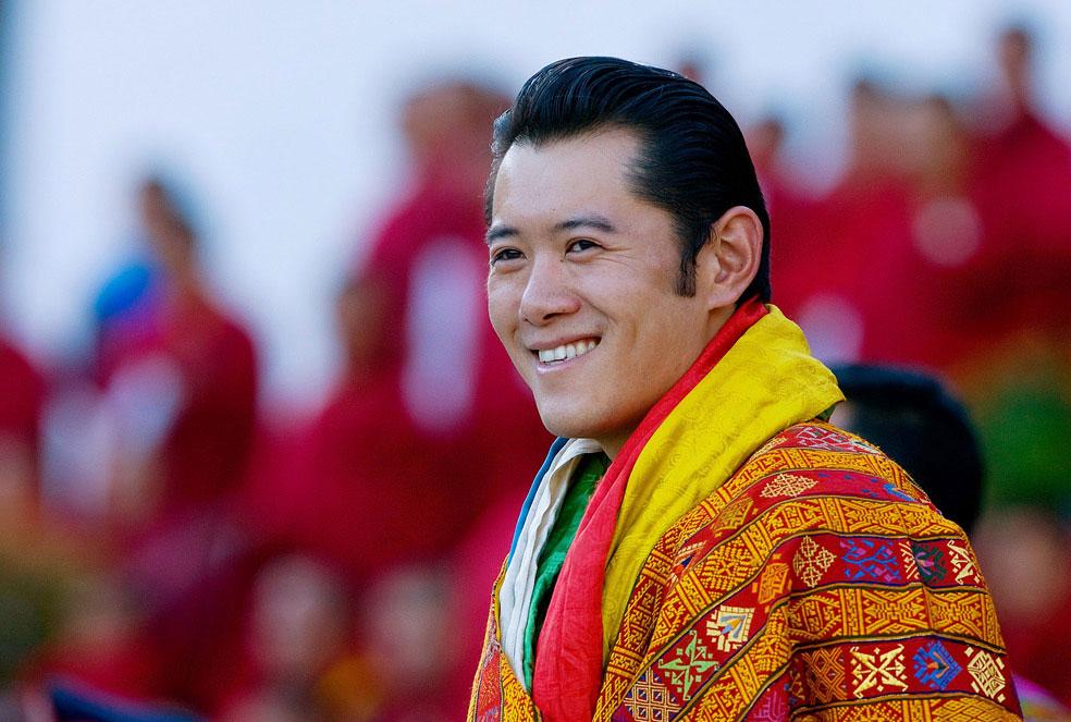 korol butana foto 02 - Джигме Кхесар Намгьял Вангчук дзонг-кэ