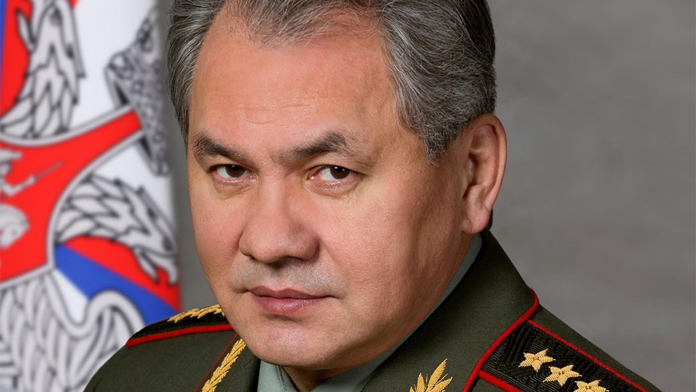 ministr oborony shojgu - Шойгу Сергей Кужугетович