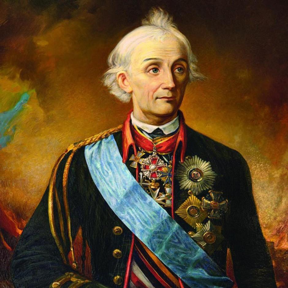 suvorov - Суворов Александр Васильевич